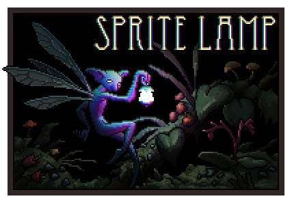 Sprite Lamp | Snake Hill Games